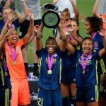 کدیشا بوکان به عنوان برترین بازیکن فوتبال زنان کانادا انتخاب شد