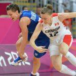 چگونه فرانسه به خط لوله استعدادهای بسکتبال زنان کانادا تبدیل شد